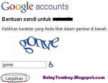 Kata Sandi Gmail Di Hack