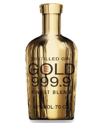 GOLD GIN 999.9
