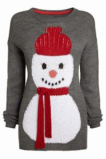 next christmas snowman