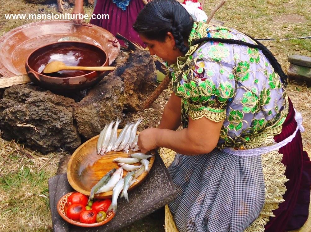 Doña Benedicta Alejo, Embajadora de la Cocina Tradicional Michoacana