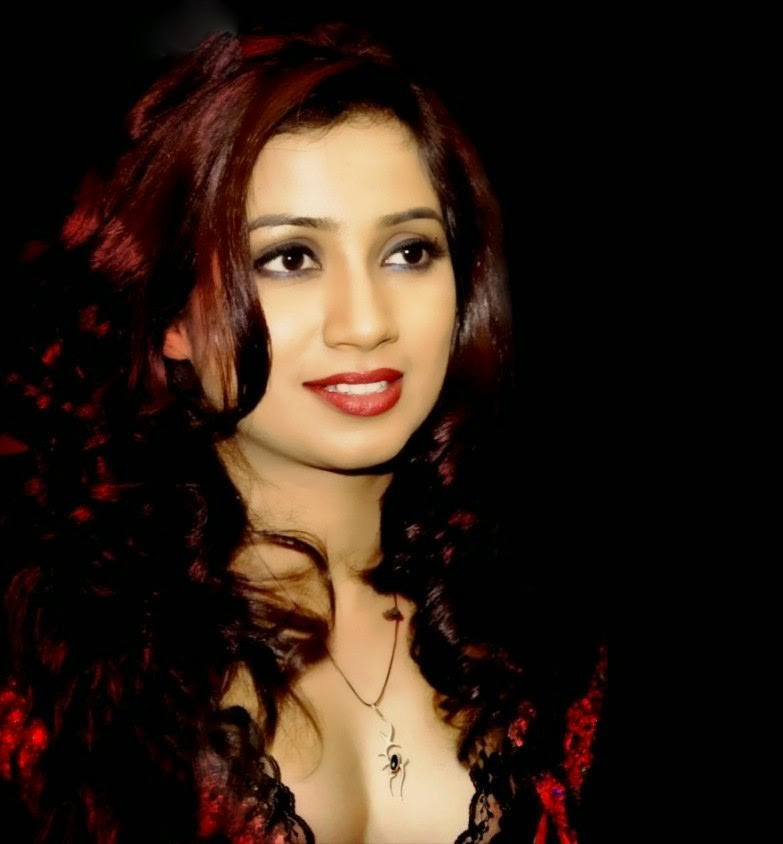 shreya ghoshal Shreya ghoshal's voice has a certain soothing quality that hits the emotional chords in just the right places.