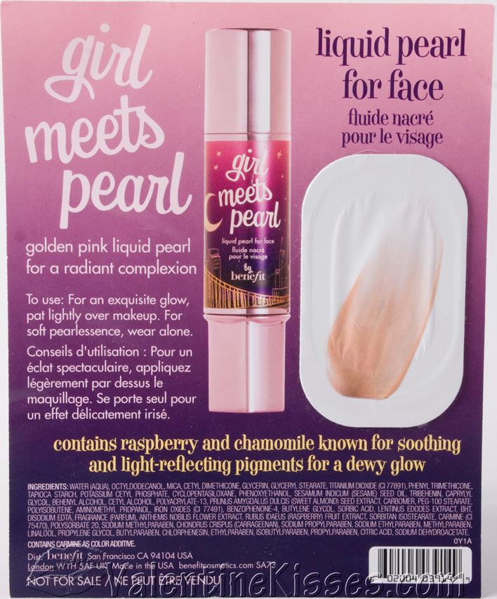 girl meets pearl makeupalley ★ benefit girl meets pearl liquid highlighter @ free shipping highlighter makeup amp contour makeup, shop to find the newest styles of mena & womens [benefit girl meets pearl liquid highlighter] free shipping.