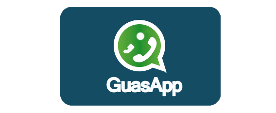 """GuasApp"" ""Whatsapp"""