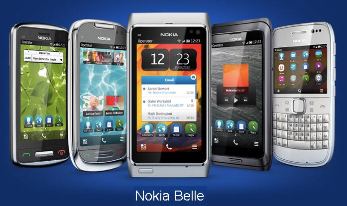Symbian belle добавляет поддержку смартфонов nokia 701 и nokia 603, которые