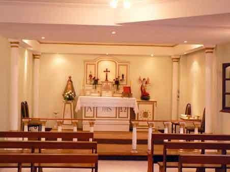 Santa Misa en la ciudad de Corrientes
