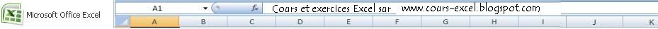 Cours, Exercices et QCM Sur Microsoft Excel