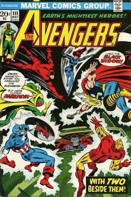 Avengers #111, Magneto