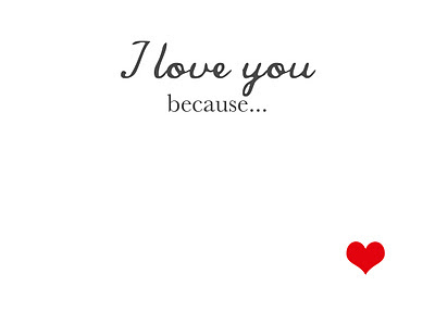 Nerdy image with regard to i love you because printable