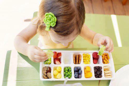 fazer crianças comer bem