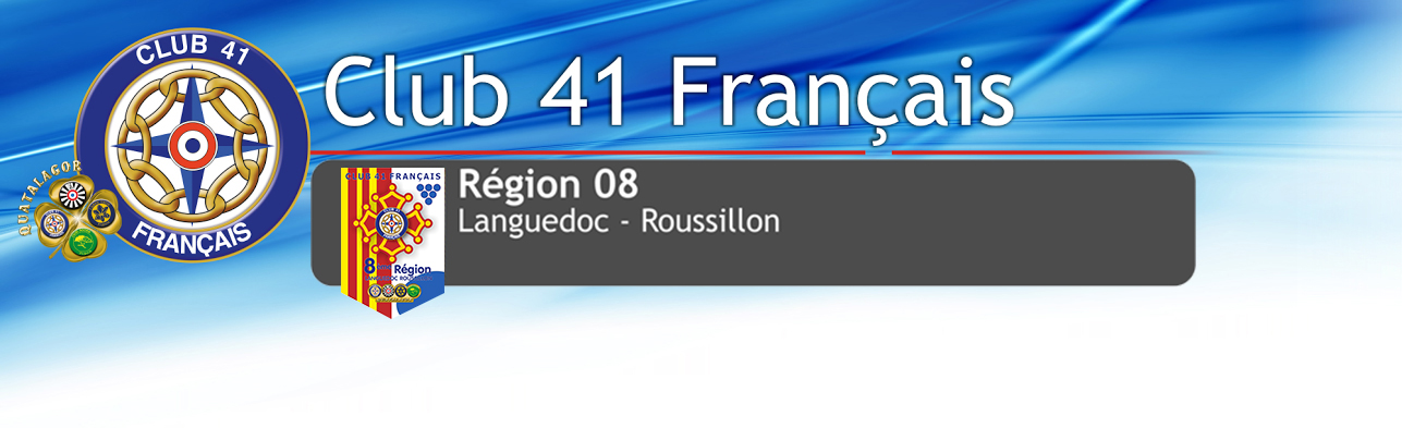 New Club 41 Région 8