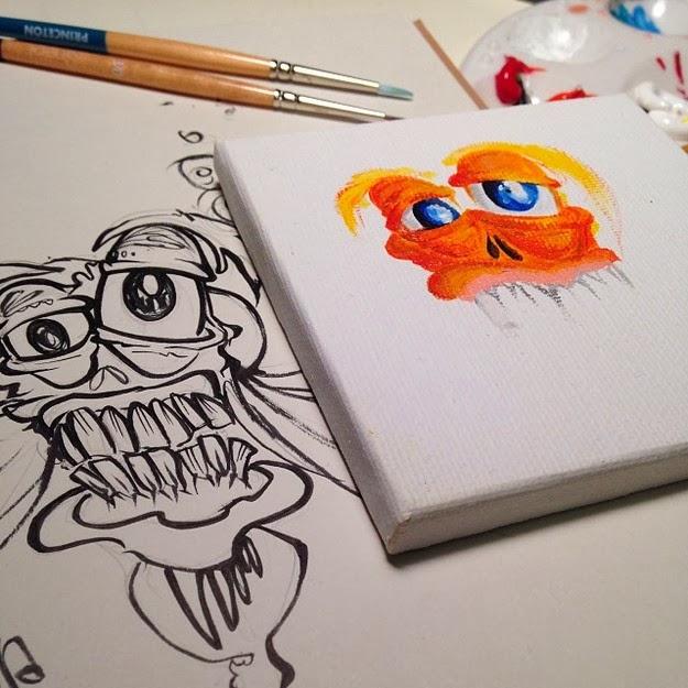 Karla Mialynne Drawings 2