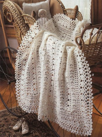 New Crochet Baby Afghan Patterns : afghan crochet patterns-Knitting Gallery