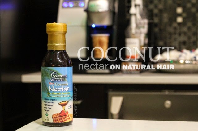 Coconut Nectar Deep Conditioner for Softer Natural Hair