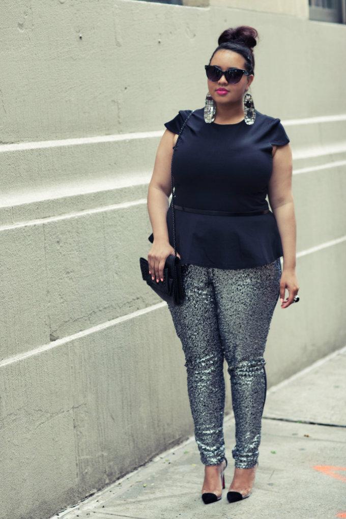 Mess this weight: ¿Tallas XXL y moda juntos?