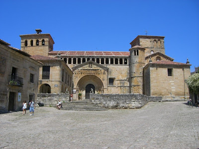 Collegiate of Santillana del Mar