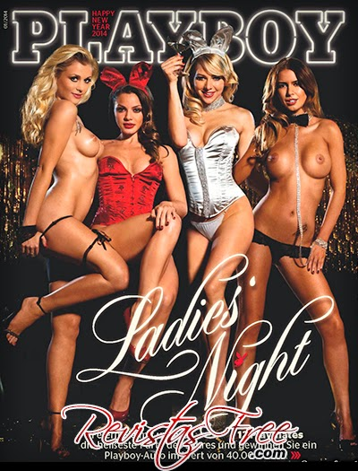 Playboy Germany - Ladies Night - Janeiro 2014