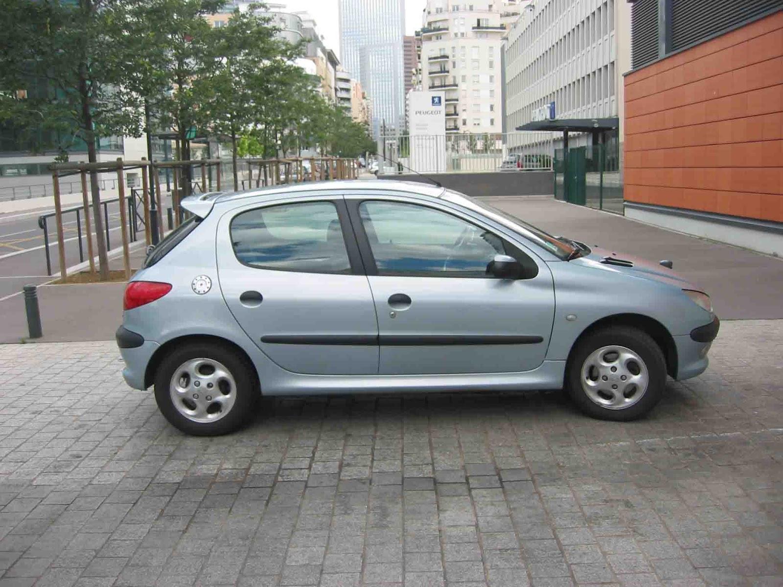 Rentalcarsbg.com | Peugeot 206