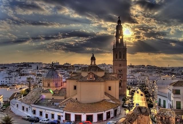 Fuso horário entre Sevilha e Brasil