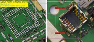 TrikJumper Kamera Nokia 2700C