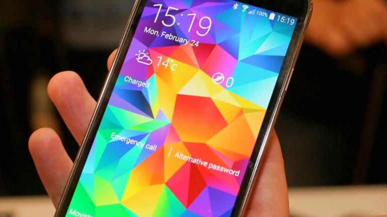 Come localizzare Samsung Galaxy S5