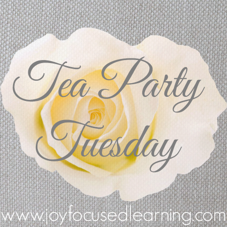 Tea Party Tuesday @ www.joyfocusedlearning.com #kidsfood #funfood