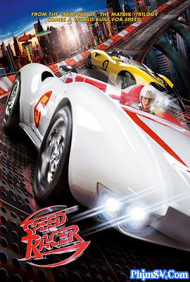 Vua Tốc Độ - Speed Racer