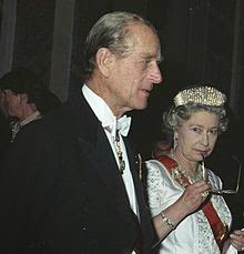 phillip-Queen Elizabeth II