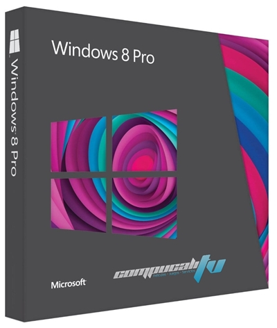 windows 8 Pro Media Center Espaol Full 32 y 64 Bits 