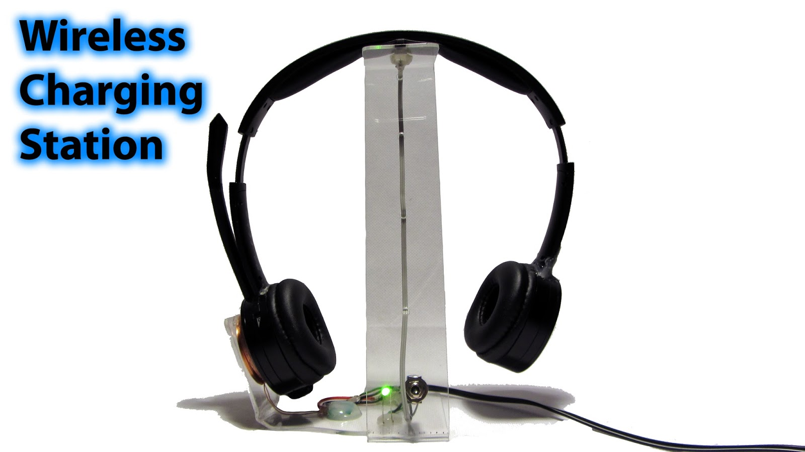 Do it yourself gadgets homemade wireless headphone charging station in this post i will show you how i enhanced my wireless headset from cable bound charging to wireless charging solutioingenieria Images