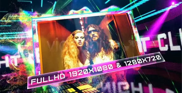 VideoHive Night Club 2
