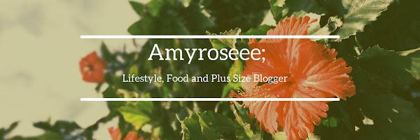 Amyroseee;