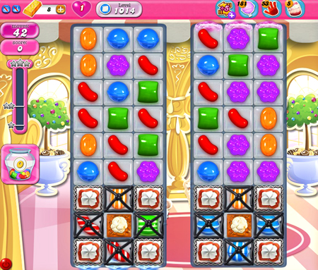 Candy Crush Saga 1014