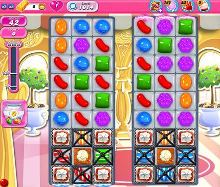 Candy Crush Saga 1014
