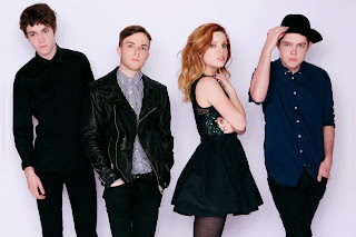 Lirik Lagu Echosmith Cool Kids Lyrics