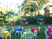 Tudo para a sua festa ficar ainda mais linda, está na Jr decorações!