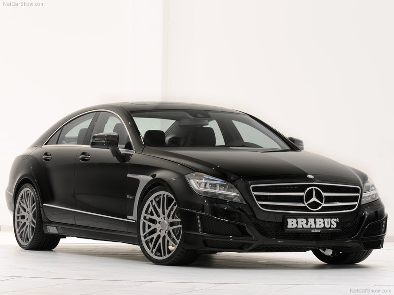 2012 Brabus Mercedes-Benz SLK