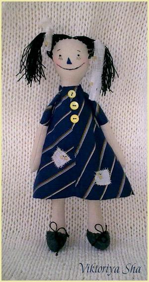 кукла примитив Эми