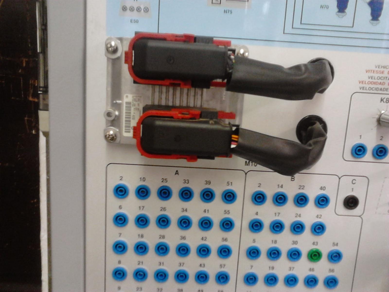 Schema Elettrico Fiat Punto 1 2 8v : Verdura post il sistema di iniezione della fiat punto