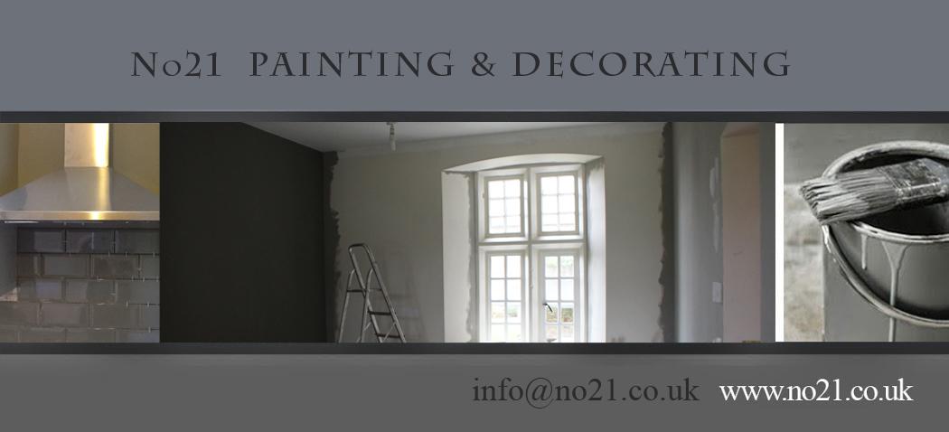 No21 Interiors, Painting & Decorating