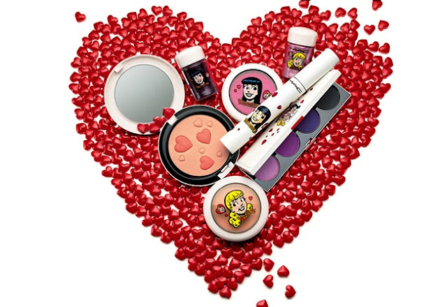 MAC Cosmetics Archie's Girls Collection 2013 Veronica Betty Veronica's blush