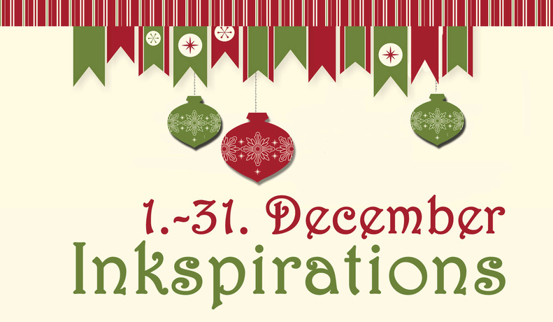 "Team-Adventskalender ""December Inkspiration 2017"""