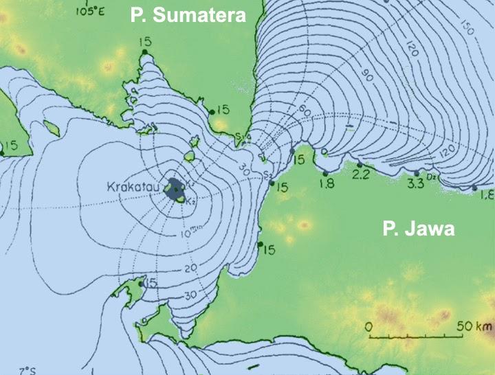 168 (222) Korban Jiwa Tsunami Anyer, Terbanyak di Pandeglang