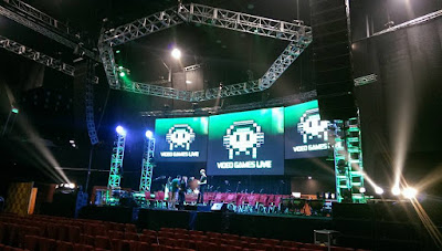 Boletos Video Games Live Mexico 2016: 11 de Febrero en primera fila baratos hasta adelante no agotados
