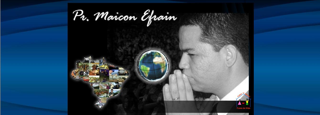 Pr. Maicon Efrain