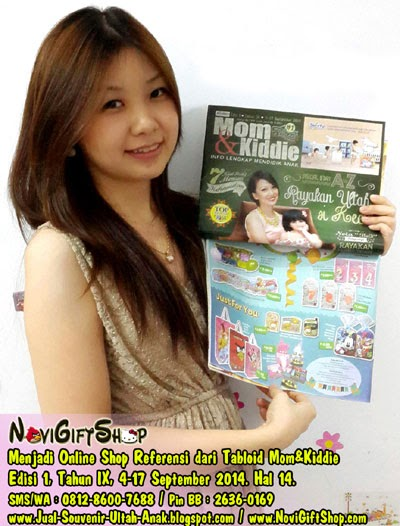 Tabloid Mom%26Kiddie NoviGiftShop About JualSouvenirUltahAnak.com