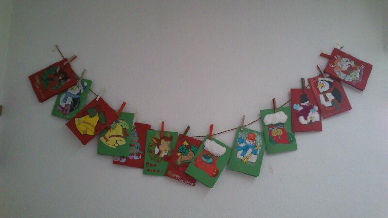 Maria 39 s nice site make your own christmas cards for Make your own homemade christmas cards