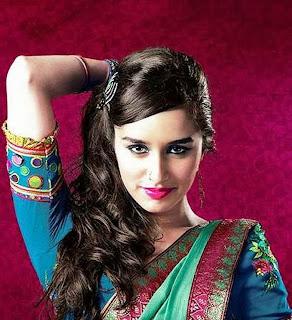 Shraddha Kapoor saree pics