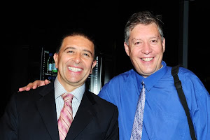 Vince Sorrenti and I
