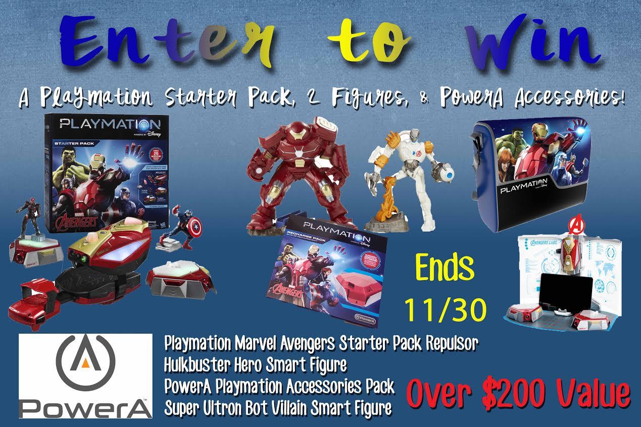 Playmation Marvel/'s Starter Packs /& Smart Figures /& Accessories