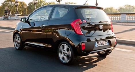 Kia picanto 3 portes la nouvelle voiture pas si petite photos infos live - Petite voiture 5 portes ...
